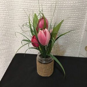 Other - Faux Tulip Centerpiece